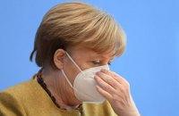 Меркель зробили перше щеплення проти ковіду препаратом AstraZeneca