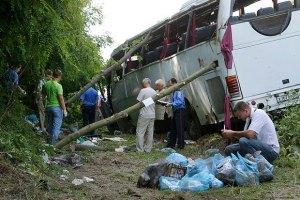 Росіян, які постраждали в ДТП під Черніговом, перевезли в Росію