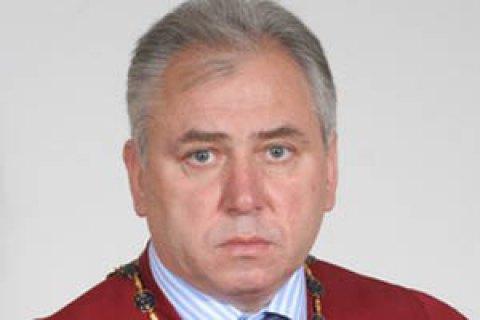 Временным управляющим Конституционного Суда Украины назначен Виктор Кривенко