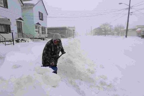 В США из-за аномальных морозов ввели чрезвычайное положение в пяти штатах
