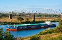 """""""НИБУЛОН"""" транспортировал первый миллион тонн грузов по реке Южный Буг"""