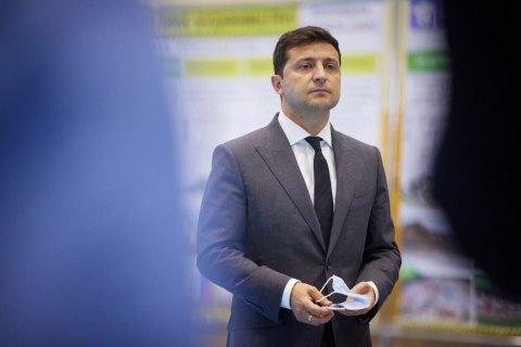 Зеленський звернувся до Венеціанської комісії через рішення КСУ