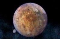 Астрономи виявили п'ятий супутник Плутона