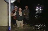 Слухи о второй волне наводнения спровоцировали панику в Крымске