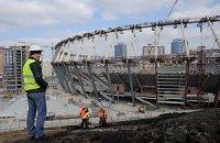"""Не всем строителям """"Олимпийского"""" заплатили"""