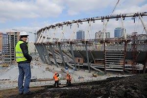 Инфраструктура вокруг «Олимпийского» обойдется в 268 млн грн
