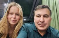 """""""Ми любимо один одного та підтримуємо"""": """"Слуга народу"""" Ясько оприлюднила спільне відео з Саакашвілі"""