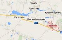 В Марьинке снайпер застрелил мирного жителя