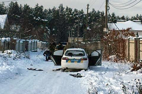 Поліція завершила службове розслідування перестрілки в Княжичах