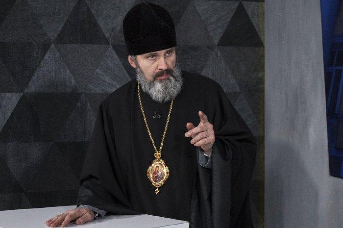 глава Інформаційно-просвітницького відділу УПЦ МП архієпископ Климент