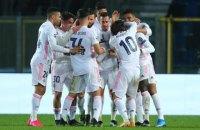 """""""Реал"""" стал первым клубом, сыгравшим 100 матчей в плей-офф Лиги Чемпионов"""