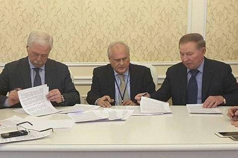 У Мінську відновлює роботу контактна група з питань Донбасу