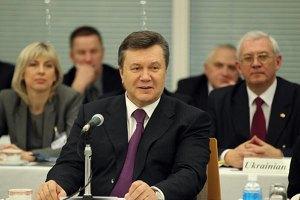 Янукович уверяет, что у него есть постоянное желание встречаться с оппозицией