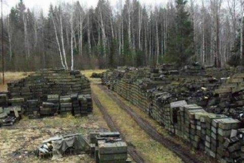 Україна припинила утилізацію зброї за угодою з НАТО
