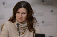 Богословська оголосила про рішення балотуватися в президенти, але тільки на один термін