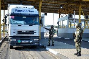 ГосЧС разгрузила 40 из 112 грузовиков с гуманитарной помощью