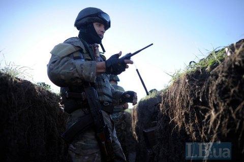На Донбассе за сутки произошло 15 обстрелов, потерь не было