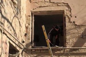 Боевики обстреляли Счастье из зенитной установки