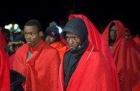 Близько 50 мігрантів з Африки загинули біля берегів Тунісу