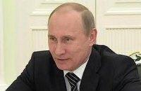 Путін вважає справедливим вирок Pussy Riot