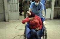 Алеппо обстріляли снарядами з хлором