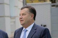 Полторак відвідав 58 бригаду на Донбасі