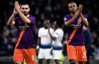 """""""Манчестер Сіті"""" програв усі матчі командам з Англії в плей-оф єврокубків"""