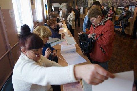 МВД назвало проблемные участки на выборах