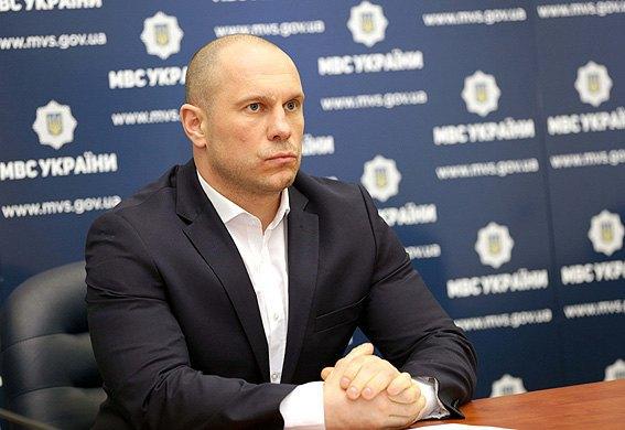 Илья Кива, полицейский