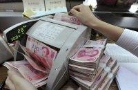 Банковская система Китая стала крупнейшей в мире, - FT