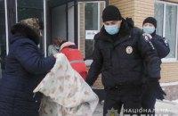 В Черниговской области полицейские искали парня, который заблудился в лесу