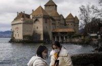 В Швейцарии зафиксировали первый случай заражения коронавирусом