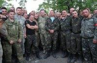 Порошенко: АТО на Донбассе - это рождение украинской армии
