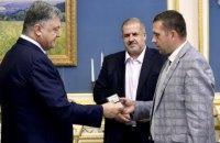 Порошенко сменил постоянного представителя президента в Крыму
