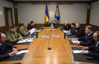 Порошенко созвал внеочередной Военный кабинет из-за ситуации в Луганской области
