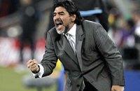 Марадона очолить англійський клуб