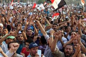 Египетские военные взяли под контроль телецентр