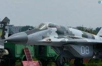 Військові отримали два модернізовані МіГ-29