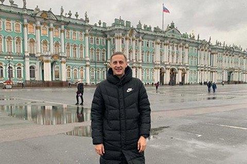 Украинский клуб выгнал игрока из-за поездки в Россию