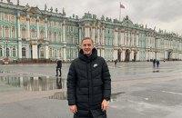 Клуб Першої ліги вигнав футболіста за поїздку в Санкт-Петербург