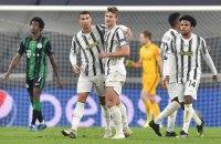 """""""Ювентус"""" впервые за 123 года истории сыграл без итальянцев в воротах и в обороне"""