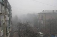 Маріуполь накрило отруйним смогом