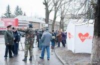 Сторонники Тимошенко подадут новую заявку на проведение акций под колонией