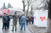 Суд запретил все акции под Качановской колонией с 7 января