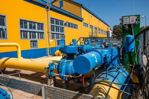 Украина начала импорт газа для закачки в хранилища
