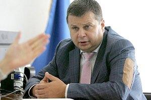 Янукович сменил главу Нацфинуслуг
