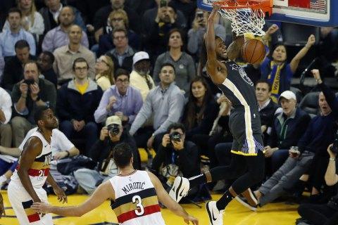 У НБА встановлено черговий рекорд регулярного чемпіонату