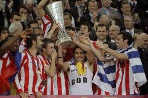 Атлетико побеждает в финале Лиги Европы!