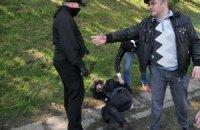 Российских телевизионщиков послало 9 мая во Львов начальство