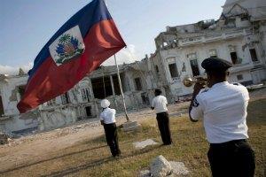 На Гаити впервые с 1995 года появилась собственная армия